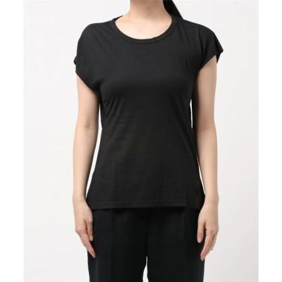 tシャツ Tシャツ 【W】【R JUBILEE(アールジュビリー)】Back-open Layerd Tee NU