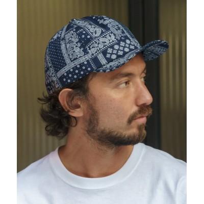 CAMBIO / mko9456-Bandana Cap キャップ MEN 帽子 > キャップ