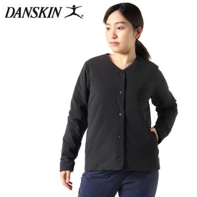 ダンスキン DANSKIN   レディース 中綿ジャケット DC30361-K