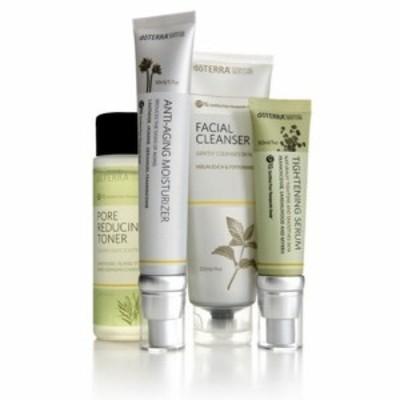 ドテラ スキンケアキット / doTERRA Skin Care System with Anti-Aging Moisturizer