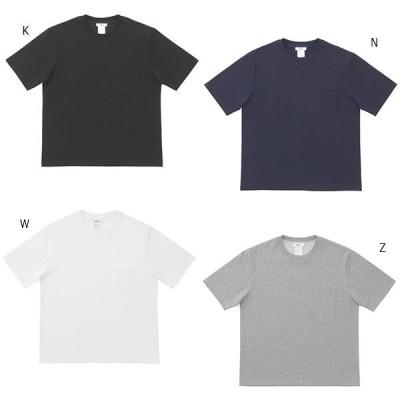 エムエックスピー メンズ ミディアムドライジャージ ビッグティーウィズポケット BIG TEE WITH POCKET カジュアルウェア トップス 半袖Tシャツ MX38302