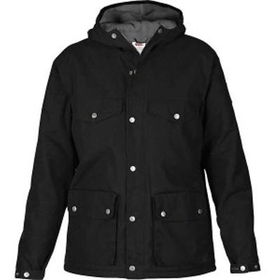 フェールラーベン レディース ジャケット・ブルゾン アウター Fjallraven Women's Greenland Winter Jacket Black