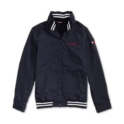 トミー ヒルフィガー メンズ ジャケット・ブルゾン アウター Men's Regatta Jacket with Magnetic Zipper