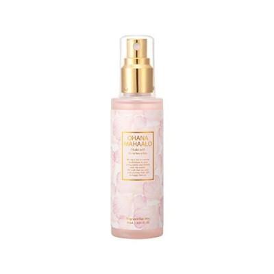 OHANA MAHAALO Fragrance Hair Mist Pikake aulii 95ミリリットル (x 1)