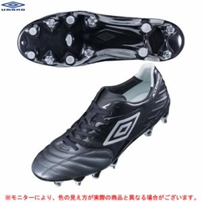 UMBRO(アンブロ)アクセレイター KTS MIX SG(UU2LJA04BK)スポーツ サッカー フットサル シューズ スパイク 靴 天然芝・やわらかい土用