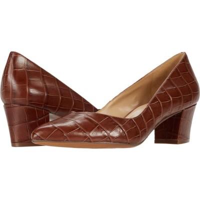 ナチュラライザー Naturalizer レディース シューズ・靴 Mali Lodge Brown Glazed Croco