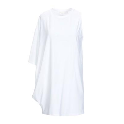リビアナ コンティ LIVIANA CONTI T シャツ ホワイト 38 ナイロン 85% / ポリウレタン 15% T シャツ