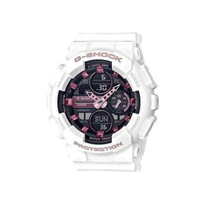 [カシオ] 腕時計 ジーショック GMA-S140M-7AJF メンズ ホワイト