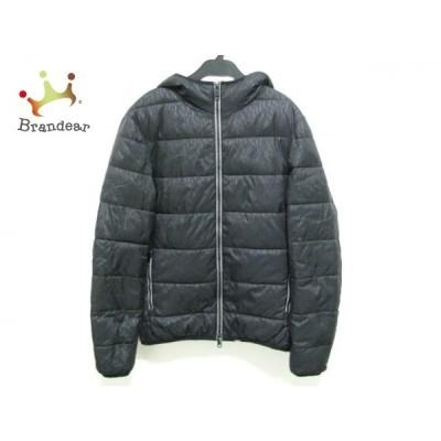 アルマーニエクスチェンジ ARMANIEX ダウンジャケット サイズS(USA) メンズ 美品 - 黒 新着 20210125