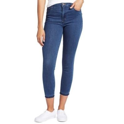 パーカースミス レディース カジュアルパンツ ボトムス Parker Smith Bombshell Crop Skinny Jeans - Women's Blue Haze
