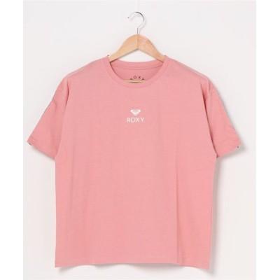 ROXY/QUIKSILVER / ROXY LOGO TEE/ロキシー 半袖 Tシャツ WOMEN トップス > Tシャツ/カットソー