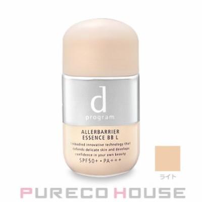 資生堂 dプログラム アレルバリア エッセンス BB N (敏感肌用 日中用美容液・化粧下地) SPF50+・PA+++ 30ml #ライト