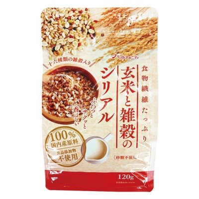 玄米と雑穀のシリアル(120g) ベストアメニティ