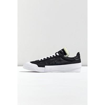 ナイキ Nike メンズ Drop Type LX Sneaker スニーカー BLACK 黒