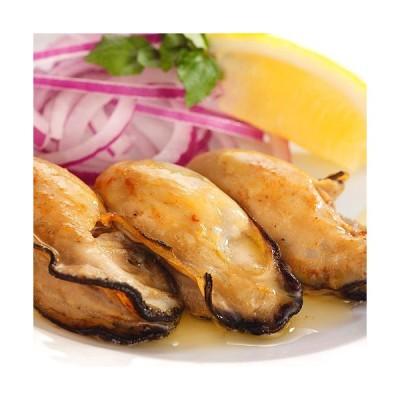 ギフト おのみち発 広島県産(業務用)冷凍牡蠣(かき)カキむき身 特大1kg×1袋