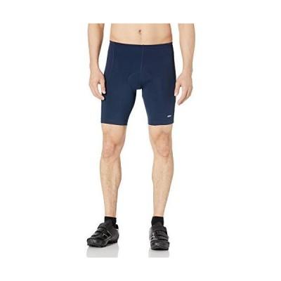 Amazon Essentials ショーツ Padded サイクリング Short メンズ ネイビー XSmall