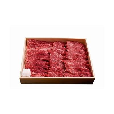 A5等級 飛騨牛 焼肉用 ロース 霜降り 500g 個体識別番号付き 去勢なし(未出産のメス牛)【1段箱】