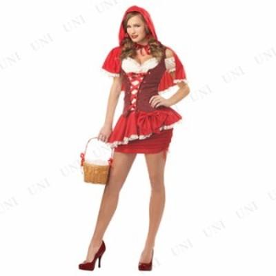 コスプレ 仮装 Red Riding Hood(赤ずきん) 大人用 コスプレ 衣装 ハロウィン 仮装 赤ずきん コスチューム パーティーグッズ 余興 童話 お