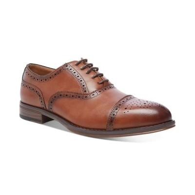 スティーブ マデン Steve Madden メンズ 革靴・ビジネスシューズ シューズ・靴 Jimms Oxfords Cognac