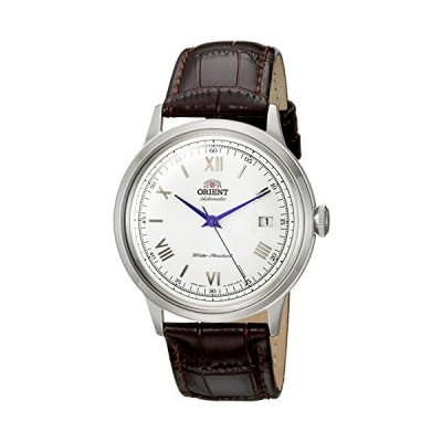 Orient 2?nd Gen Bambino 2」クラシック自動with Hand Winding Roman Watch fac00009?W