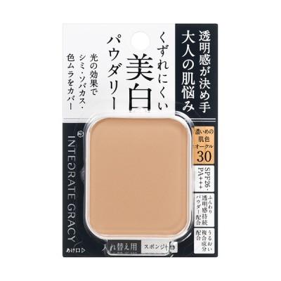 資生堂 インテグレート グレイシィ ホワイトパクトEX オークル30(レフィル)
