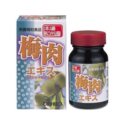 梅肉エキス 90g  - オリヒロ