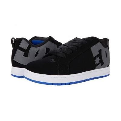 DC ディーシー メンズ 男性用 シューズ 靴 スニーカー 運動靴 Court Graffik - Black/Grey/Blue