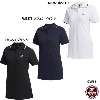 【アディダス】W MH BSC ポロシャツ Tシャツウィメンズポロシャツ/アディダス/adidas(GVF58)