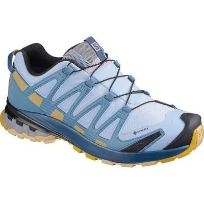 サロモン Salomon レディース シューズ・靴 XA Pro 3D V8 GTX Shoe Kentucky Blue/Dark Denim/Pale Khaki