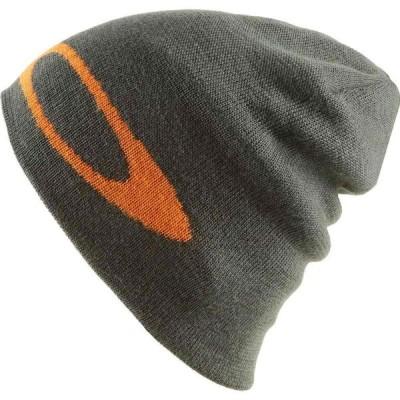 オークリー Oakley メンズ ニット ビーニー 帽子 ellipse beanie New Dark Brush