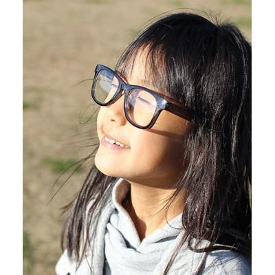 SPICE OF LIFE / キッズ UVカットキッズファッショングラス クリアレンズ スクエア/オーバル 【UV400カット加工】 KIDS ファッション雑貨 > サングラス