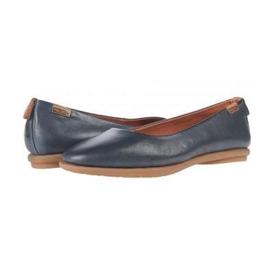 Pikolinos レディース 女性用 シューズ 靴 フラット Cullera W4H-2564 - Ocean