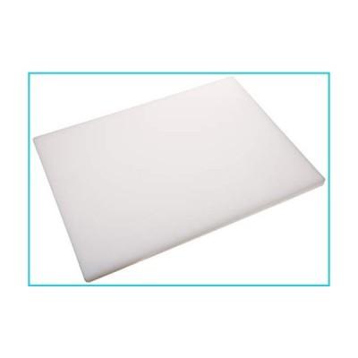 Winco CBH-1824 Cutting Board, 18-Inch by 24-Inch by 3/4-Inch, White by Winco【並行輸入品】