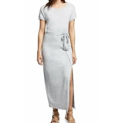 Sanctuary サンクチュアリ ファッション ドレス Sanctuary Womens Blue Size Small S High Split Tie T-Shirt Dress