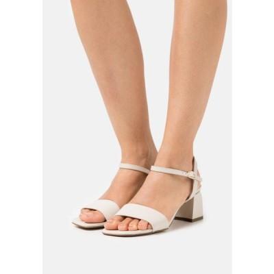 アルド レディース 靴 シューズ GLEAWIA - Sandals - white