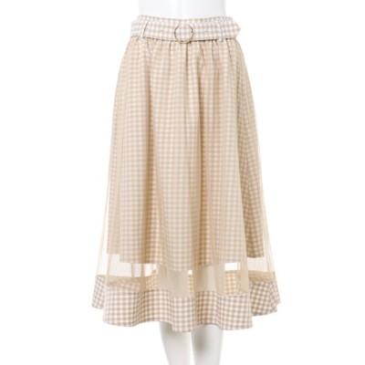 INGNI / チュール重ね/スカート WOMEN スカート > スカート