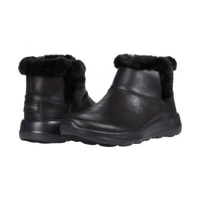 SKECHERS Performance スケッチャーズ レディース 女性用 シューズ 靴 ブーツ アンクル ショートブーツ On-The-Go Joy - 144013 - Black