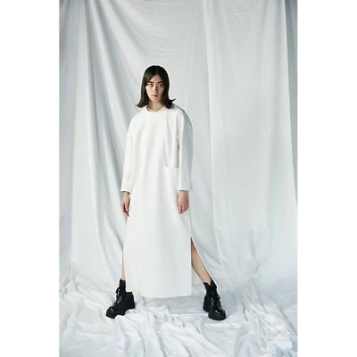 <ENFOLD(Women)/エンフォルド> DRESS(300DA233-2180) シロ【三越伊勢丹/公式】