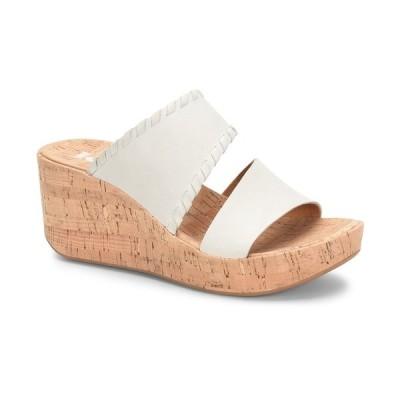 コース サンダル シューズ レディース Women's Kendri Sandals White