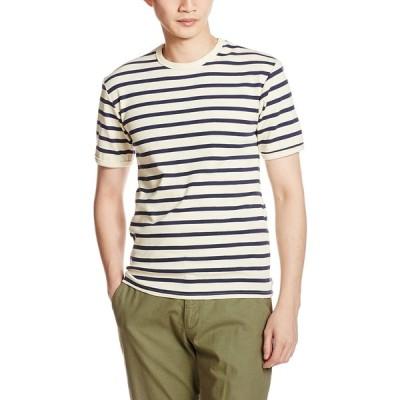 [アヴィレックス] Tシャツ 6163371 メンズ ホワイト 日本 S-(日本サイズS相当)