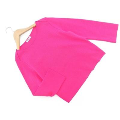 NOLLEY'S ノーリーズ ニット セーター size36/ピンク ■◇ ☆ ahd1