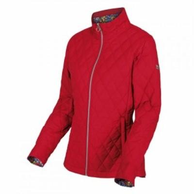 レガッタ Regatta レディース ジャケット アウター Charna Quilted Jacket TrueRd/Ditsy