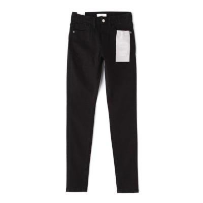【ローズバッド】 Skinny Jeans レディース ブラック 24 ROSE BUD