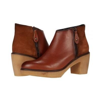 Toni Pons トニーポンズ レディース 女性用 シューズ 靴 ブーツ アンクル ショートブーツ Jude-Pos - Tan