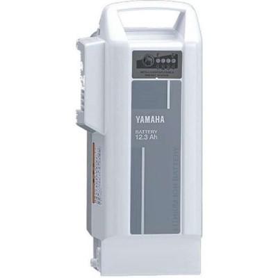 YAMAHA PAS リチウムイオンバッテリー 12.3Ah X0T-82110-01 ホワイト