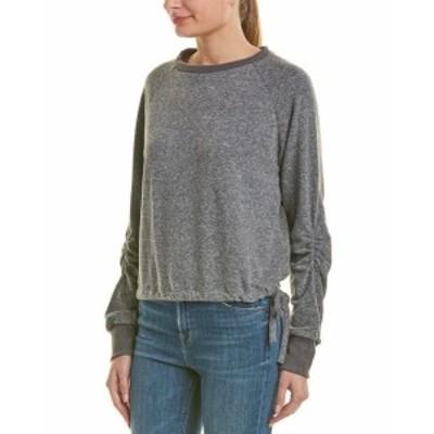 LNA エルエヌエー ファッション トップス Lna Cinched Sweatshirt