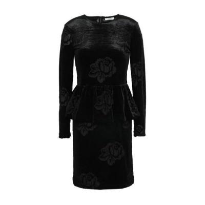 GANNI チューブドレス ファッション  レディースファッション  ドレス、ブライダル  パーティドレス ブラック