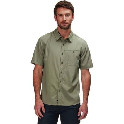 バックカントリー シャツ メンズ トップス San Rafael Active Shirt - Men's Army Green