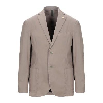 ASFALTO テーラードジャケット キャメル 56 コットン 96% / ポリウレタン 4% テーラードジャケット
