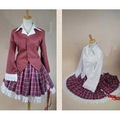 生徒会役員共   女子制服   アクセサリー選択可 ☆コスプレ衣装 ★完全オーダメイドも対応可能 * K1368